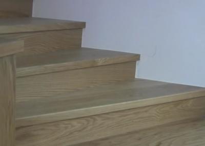 Video: Fertigparkett auf Stufen – Parketttreppen
