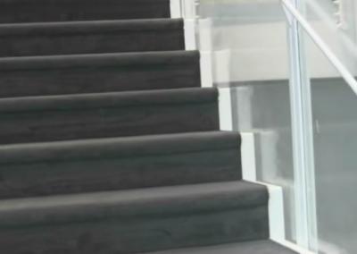 Video: Teppichtreppen – Teppichboden auf Stufen