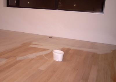 bildergalerie beispiel f r pigmentation des parkettbodens. Black Bedroom Furniture Sets. Home Design Ideas