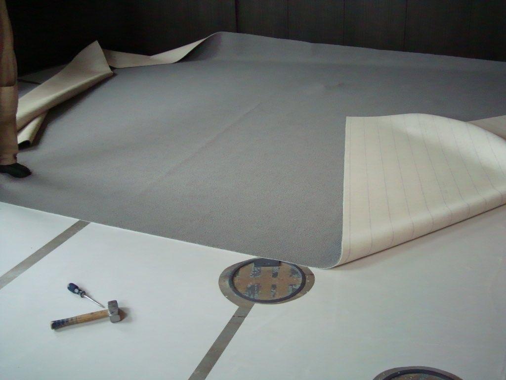bildergalerie teppichboden in b ror ume verlegen. Black Bedroom Furniture Sets. Home Design Ideas