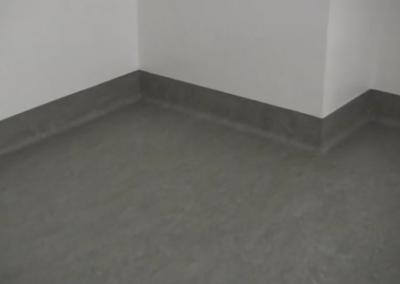 Video: Linoleum mit Hohlkehlen bzw. Hochzug