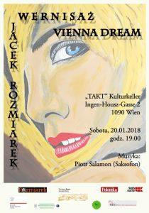 Vienna Dream Jacek Rozmiarek Ausstellung in Wien
