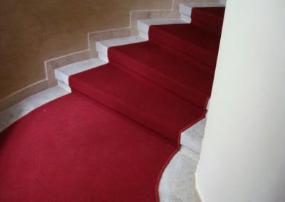 Rote Teppichstufen 02