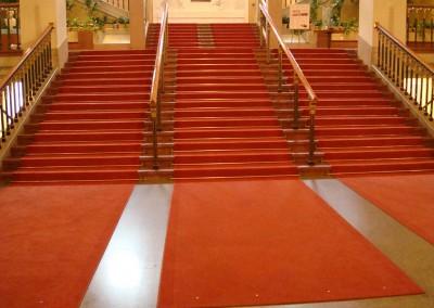Video: Roter Teppichboden im Konzerthaus Wien