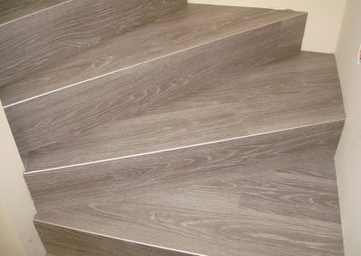 Stufen Design Vinyl PVC Belag 02