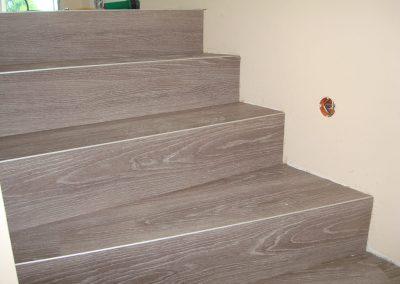 Stufen Design Vinyl PVC Belag 03