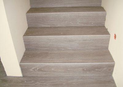 Stufen Design Vinyl PVC Belag 04