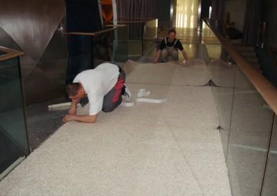 Teppich in Konferenzräumen 04