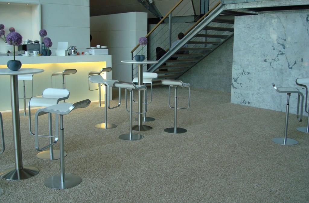 Teppichboden und seine Merkmale