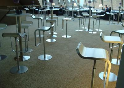 Teppich in Konferenzräumen