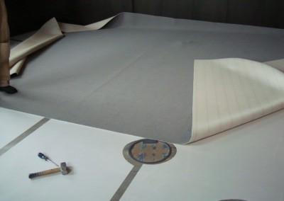 Teppichboden im Büro 02: Planung un Verlegung