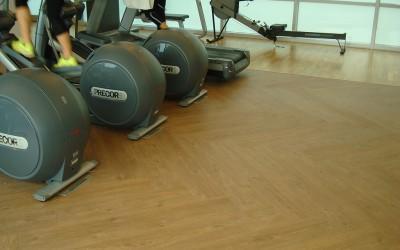 Fitnessboden – Bodenbelag für Fitnessraum und Fitnessstudio